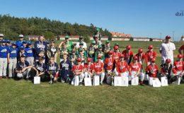 Yankeesi Działdowo brązowymi medalistami w Międzywojewódzkich Mistrzostwach Młodzików  baseballu