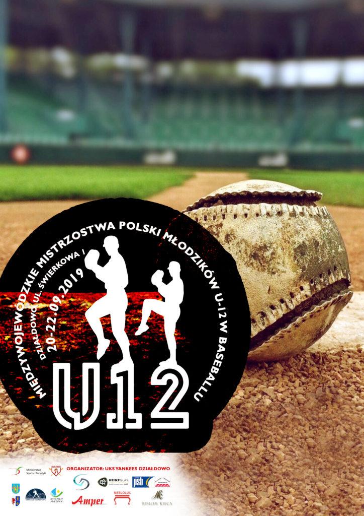 Młodzi reprezentanci Warmii i Mazur walczą o tytuł w Międzywojewódzkich Mistrzostwach Polski U-12 w baseballu