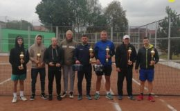 Mistrzostwa Działdowa w tenisie ziemnym - gry podwójne