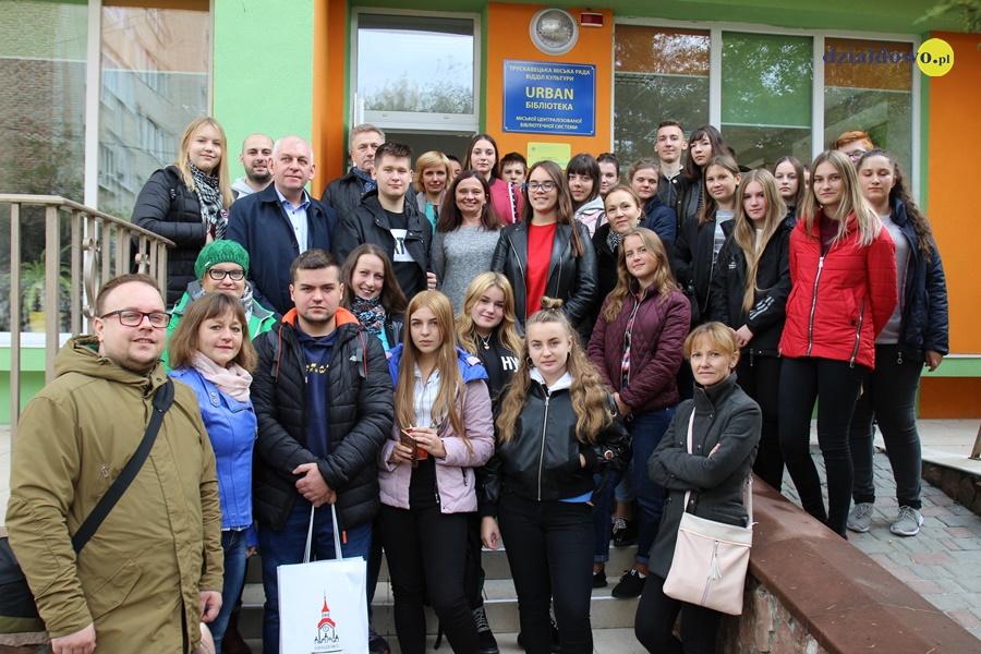Partnerska wizyta Działdowa w Truskawcu (3-6.10.2019 r.)