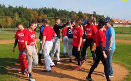 Yankeesi Działdowo pokonali Jankeesów Armii NATO  w meczu baseballu 10:9