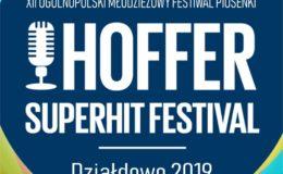Hoffer Superhit Festival Działdowo 2019 – młodzi soliści zgłaszajcie się