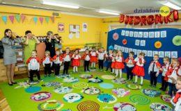 Pasowanie na przedszkolaka w Przedszkolu nr 4