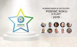 """Patryk Piekarski został nominowany do nagrody WMZPN w kategorii """"Postać roku A Klasy"""""""