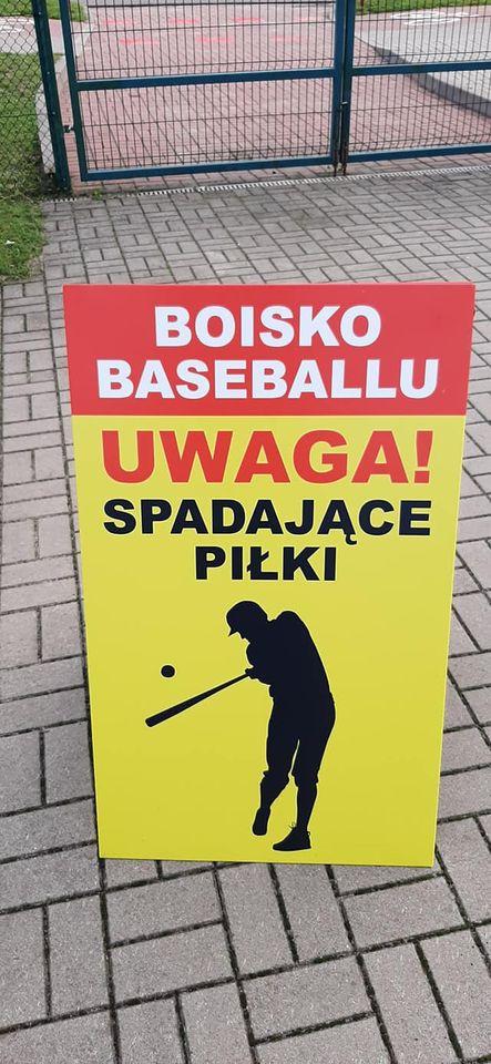 Kolejny trudny rywal przyjeżdża na mecz baseballu do Działdowa