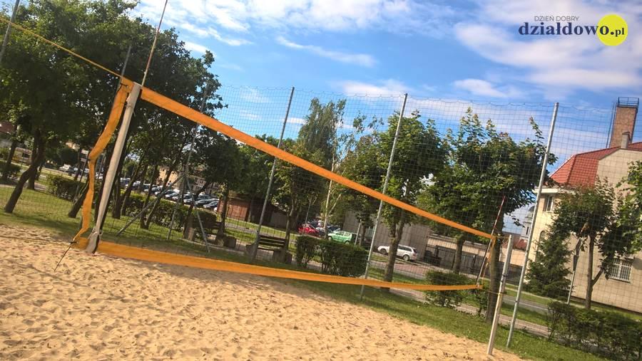 Zagraj w Mistrzostwach Działdowa w siatkówce plażowej