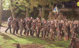 """Inscenizacja bitwy - """"Od Tannenberga do Niepodległości. Działdowo 1914-1920″"""