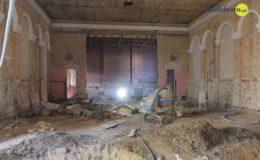 Trwa remont budynku MDK przy ul. Jagiełły 13