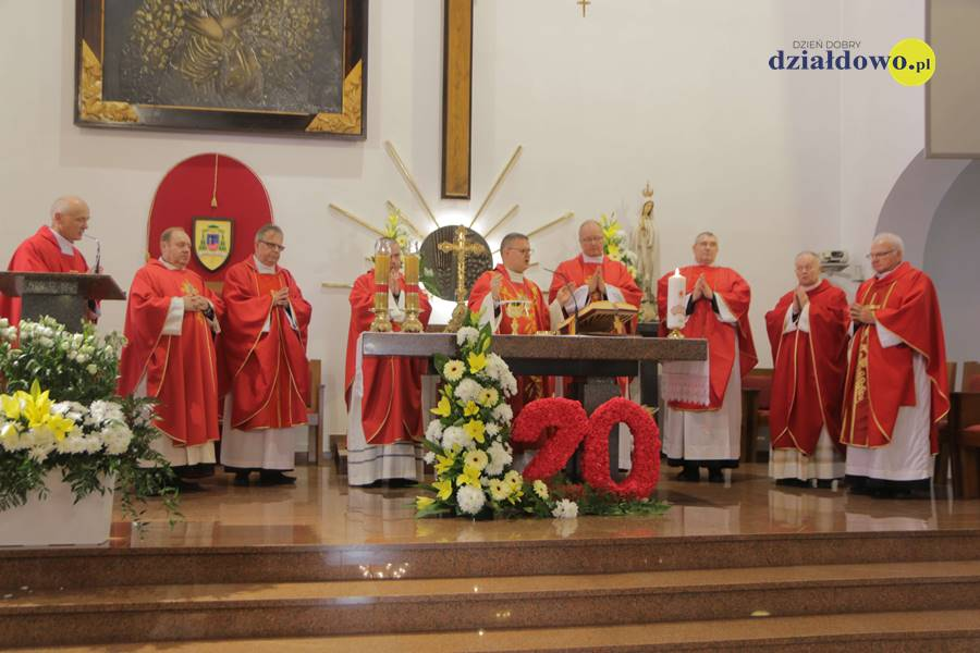 20 lat Działdowskiego Centrum Caritas