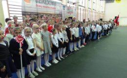 Świętujemy 100-lecie odzyskania niepodległości w Szkole Podstawowej nr 4