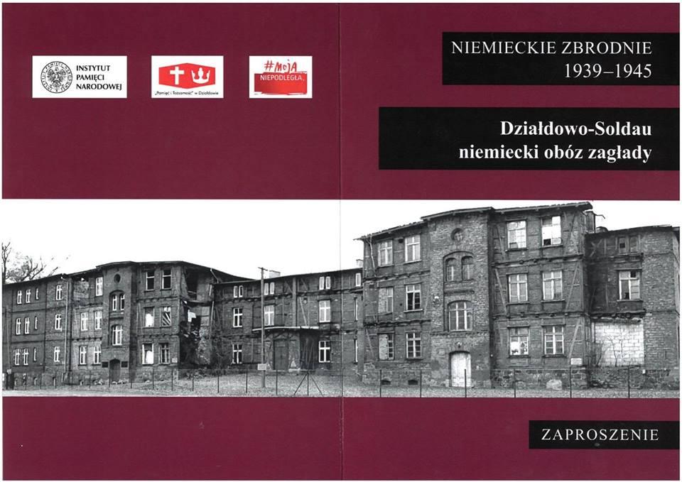 Konferencja Działdowo-Soldau niemiecki obóz zagłady 1939-1945