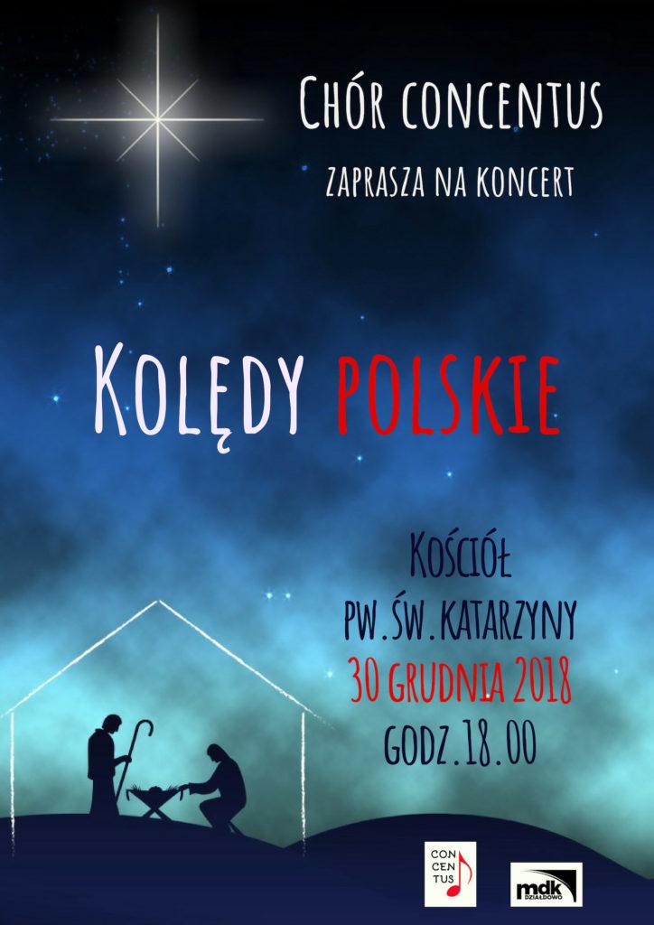 Najpiękniejsze polskie kolędy usłyszycie podczas koncertu chóru Concentus