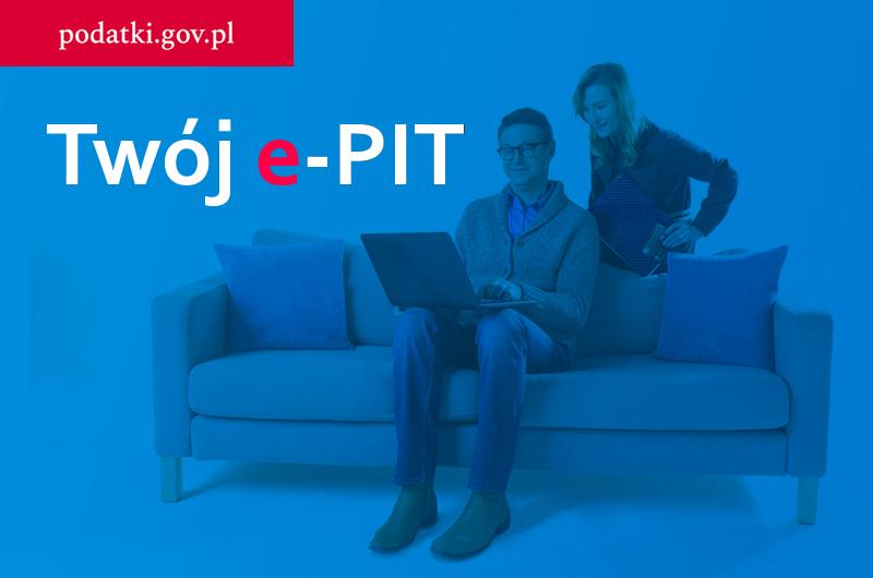 Twój e-PIT od 15 lutego elektronicznie na podatki.gov.pl