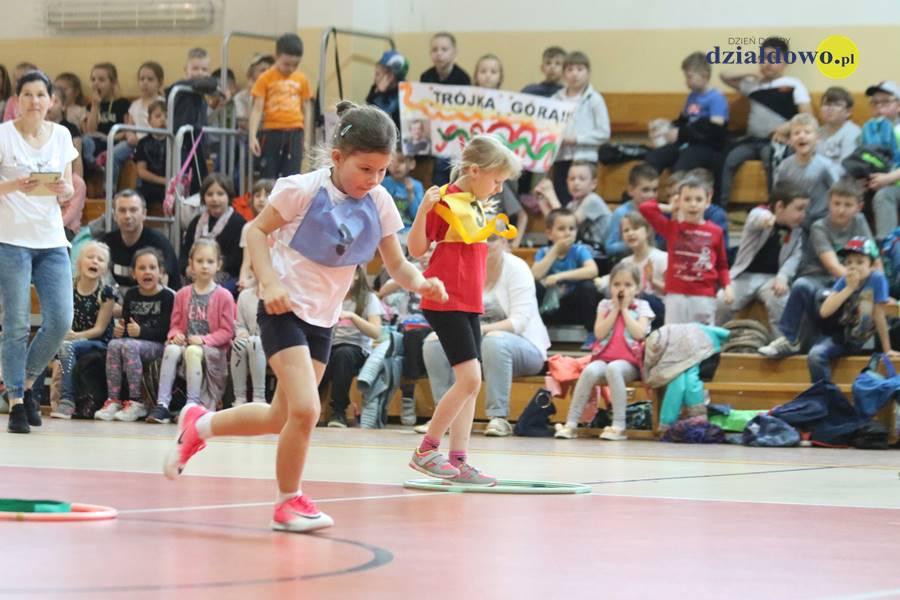 Mistrzostwa Klas I Szkół Podstawowych w grach i zabawach ruchowych
