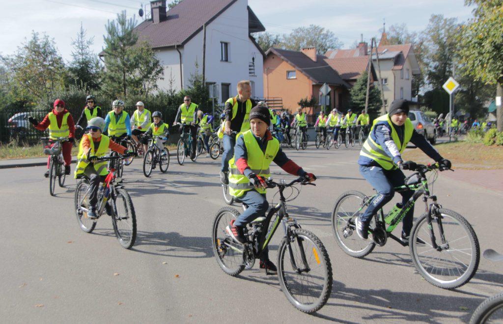 Zapraszamy do udziału w jesiennym rajdzie rowerowym