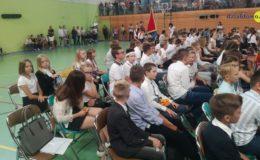 Szkoła Podstawowa nr 2 w Działdowie uroczyście rozpoczęła  nowy rok szkolny 2019/2020