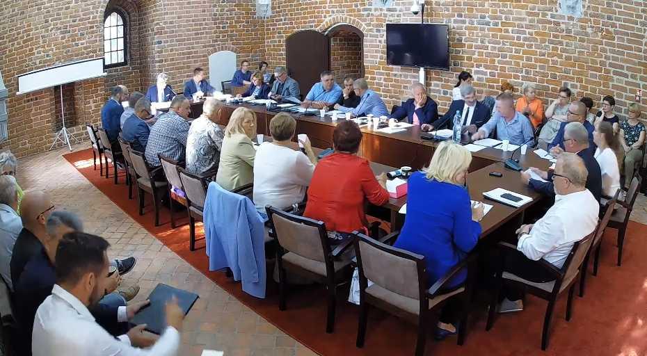 X nadzwyczajna sesja Rady Miasta Działdowo – 5.09.2019