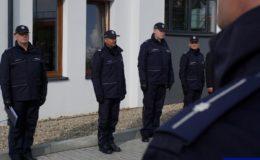 W Iłowie został otwarty nowy posterunek policji [zdjęcia]