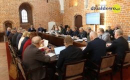 XIV sesja Rady Miasta Działdowa [retransmisja, zdjęcia]