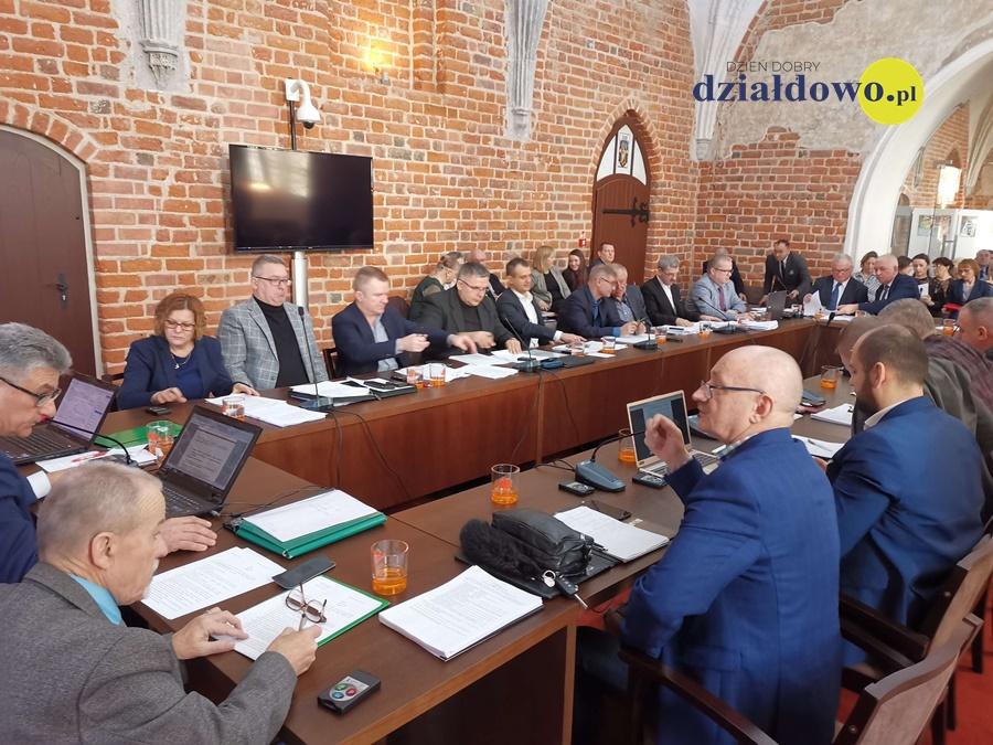 XIV sesja Rady Miasta Działdowa