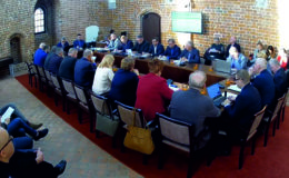 XIV sesja Rady Miasta Działdowo [na ŻYWO] 18.12.2019