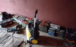 Policjanci zatrzymali dwóch braci, którzy kradli narzędzia na terenie czterech powiatów