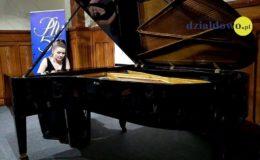 Recital fortepianowy Wiktorii Browarek i ciekawe warsztaty