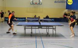 Ruszyło Grand Prix Działdowa w tenisie stołowym