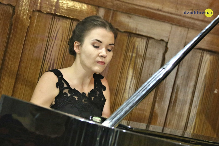 Recital fortepianowy Wiktorii Browarek