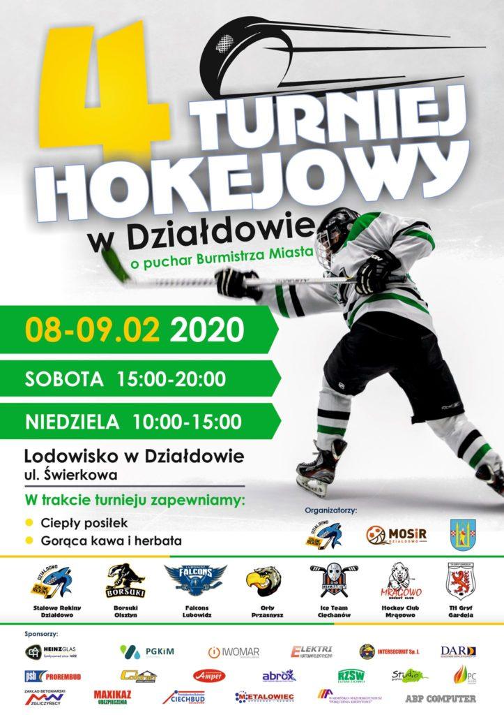 4 Turniej Hokejowy w Działdowie