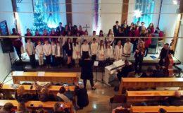 Veni, Veni, Emmanuel - Koncert Kolęd Chóru Our Voice