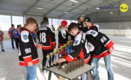 Stalowe Rekiny Działdowo mistrzami 4 Turnieju o Puchar Burmistrza Miasta Działdowo