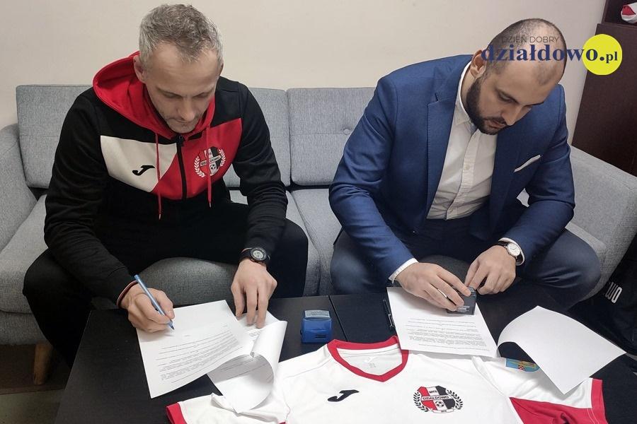 Zmiana trenera w MKS Działdowo
