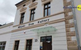 Zapaszmy do obejrzenia postępu prac remontowych MDK przy ul. Jagiełły
