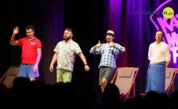 Kabaret Młodych Panów bawił działdowską publiczność