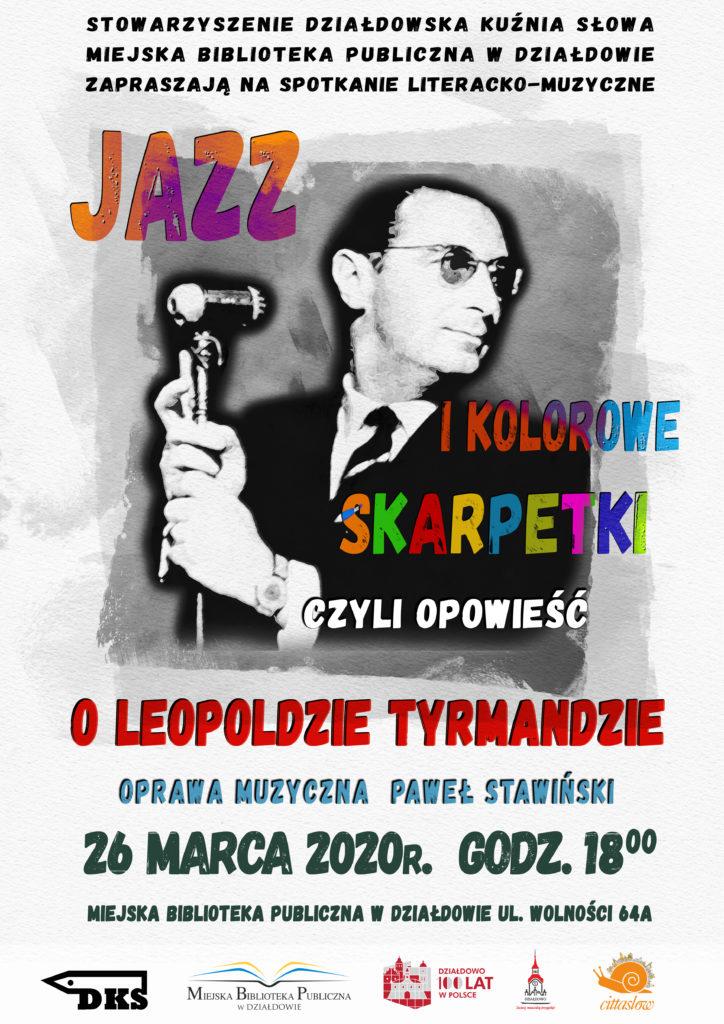 Jazz i kolorowe skarpetki...