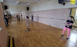 Zajęcia taneczne w Miejskim Domu Kultury