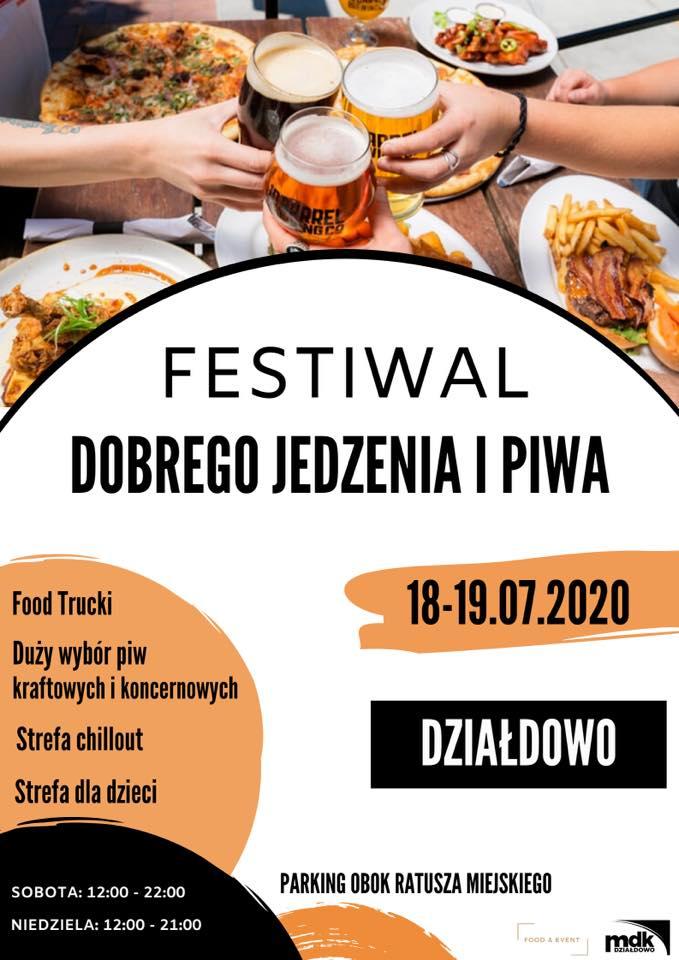 Festiwal Dobrego Jedzenia i Piwa