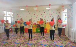 Przedszkole Krasnoludek.  #GaszynChallenge WYZWANIE PRZYJĘTE!