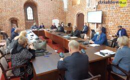 XXII sesja Rady Miasta Działdowa 30.09.2020