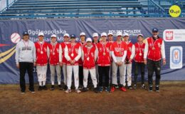 Yankeeesi Działdowo brązowymi medalistami Ogólnopolskiej Olimpiady Młodzieży i Mistrzostw Polski Juniorów Młodszych