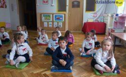 Święto Niepodległości w Przedszkolu nr 4 w Działdowie