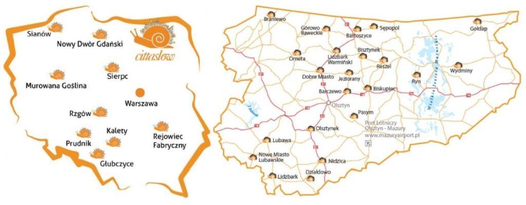 Wypełnij ankietę -   Koncepcja Rozwoju Strategicznego Miast Sieci Cittaslow