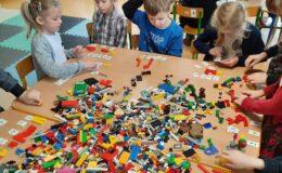 Międzynarodowy Dzień Klocków LEGO W Przedszkolu nr 3 w Działdowie
