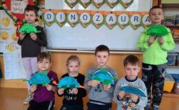 Dzień Dinozaura w Przedszkolu nr 3